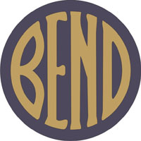 Bend-sign