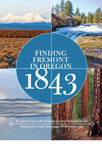 Finding Fremont in Oregon, 1843